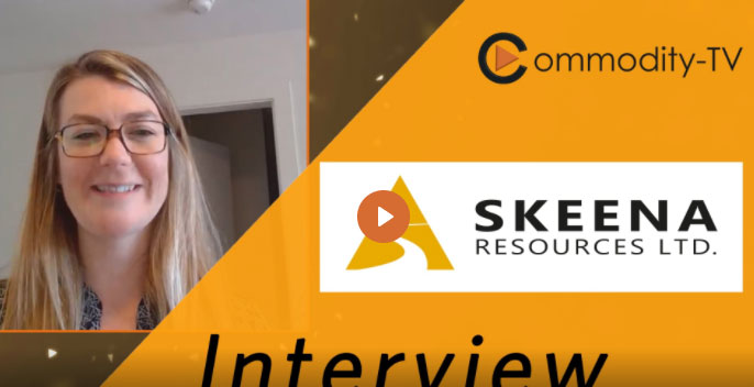 Skeena Resources: Interview with Kelly Earle on Commodity-TV